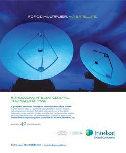 Intelsat - Force Multiplier Ad