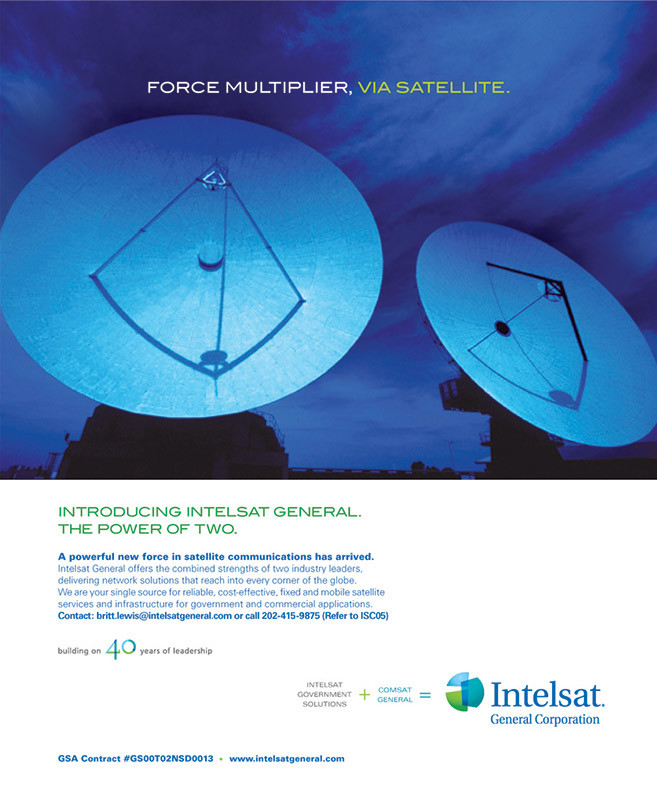 Intelsat - Force Multiplier Ad