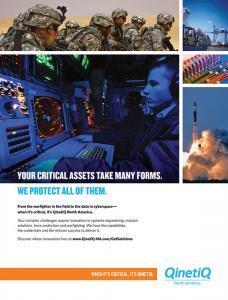 QinetiQ - Military IT Ad