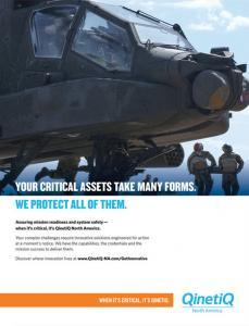 QinetiQ - Pilot Aircraft Ad