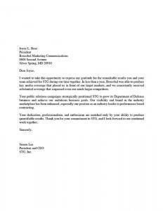 STG - Testimonial Letter from Simon Lee