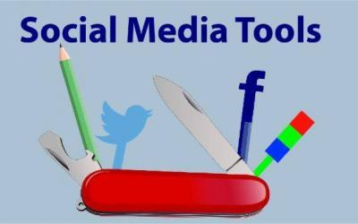 5 of the Best Social Media Tools for Busy Executives