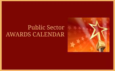 Your 2017 GovCon Industry Awards Calendar for Q1 is available now