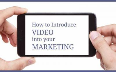 How to Introduce Video into Your Marketing Mix