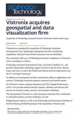 Vistronix